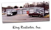 King Radiator, Inc.